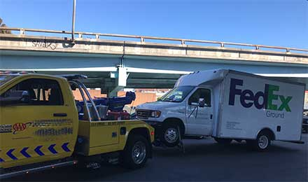 Medium Duty truck towing service | San Francisco Bay Area Towing