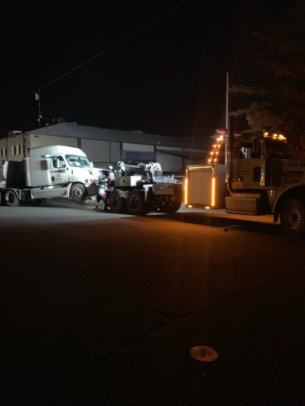 towing service in Soma San Francisco